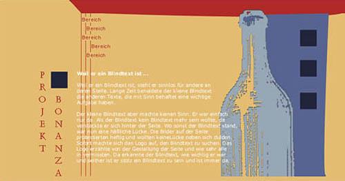 Entwurf der alten Templaterie: Hoss