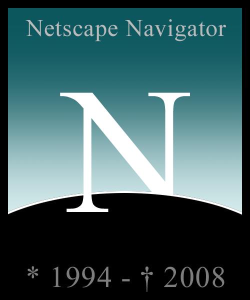 Netscape Navigator 1994-2008